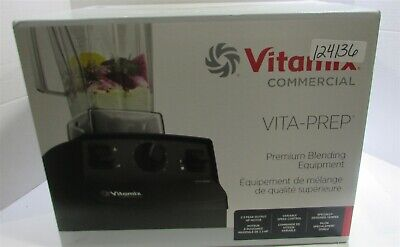 Vitamix 62827 Vita-prep 2.3 Hp Blender With 64 Oz. Container Black Powerful