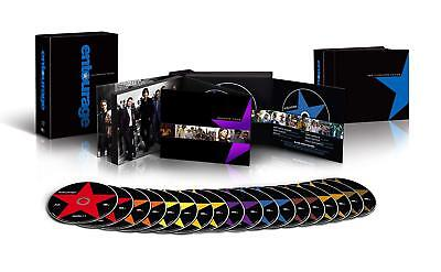 Entourage: The Complete Series - 8 Seasons (Blu-Ray, 18-Disc Set) - Very Good