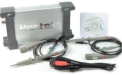 Hantek 6022be Pc Based Usb Storage Digital Oscilloscope 48msas 20mhz 2 Channels
