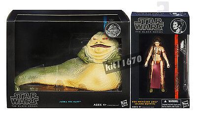 Hasbro Star Wars The Black Series # Jabba The Hutt 6