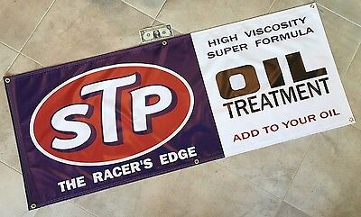 STP   Garage Banner Sign (Large 2'x5')