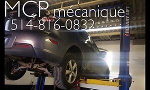 Changement clutch Mazda3 Mazda5 Mazda6 à 460$ tout inclus