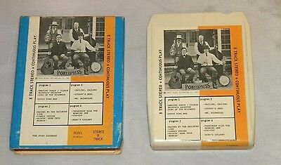 The Pony Express - The Pony Express (1972 Rebel T-8513) Used 8-Track Tape