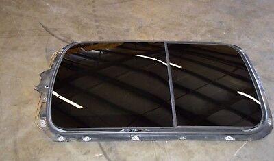 05 Mini Cooper S Moonroof Sun Moon Roof Sunroof Glass With Rails 2005 (Mini Cooper Sunroof)