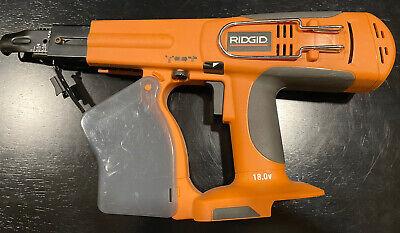 Rigid Cordless 18v Drywall And Decking Screwgun