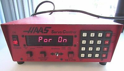 Haas Servo Control Red Haas 17 Pin - Serial No. 960141