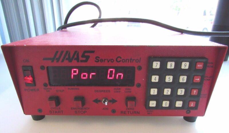 HAAS SERVO CONTROL RED HAAS 17 PIN - SERIAL NO. 960141