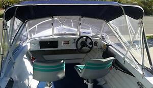 Stacer 480 Aluminium Boat Croydon Maroondah Area Preview