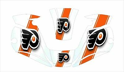 Miller Digital Elite Titanium Welding Helmet Decal Sticker Philadelphia Flyers