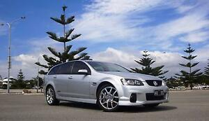 2010 Holden Commodore Wagon SSV REDLINE Hillarys Joondalup Area Preview