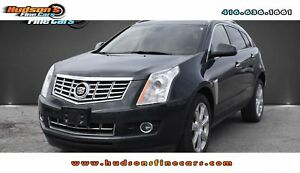2014 Cadillac SRX Premium LEATHER, NAV, CAMERA, BLIND SPOT,LA...