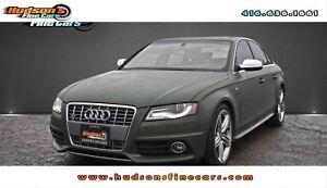 2010 Audi S4 3.0 Premium NAVI|BACKUP CAM|AWD|CARPROOF CLEAN