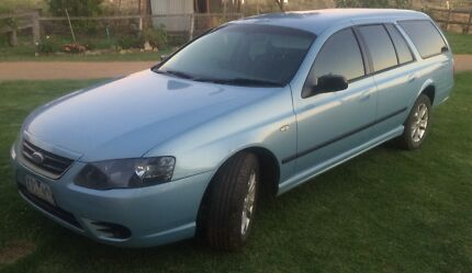 Ford falcon bf 3 wagon Point Cook Wyndham Area Preview