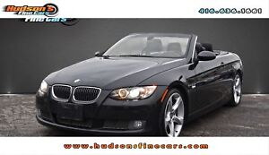 2008 BMW 335i CONVERTIABLE|RARE 6 SPEED|LOW KM
