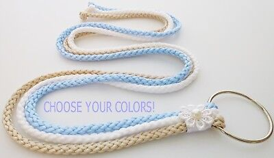 Cord Of Three Strands Wedding (Christian Cord Ceremony, Cord Of Three Strands, Wedding Cords, Unity With)