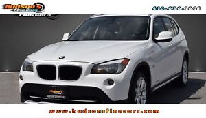 2012 BMW X1 xDrive28i SUNROOF, CERTIFIED, ACCIDENT FREE ONE O...