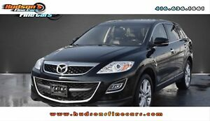 2012 Mazda CX-9 GT BACKUP CAM|LEATHER-SUNROOF|CERTIFIED