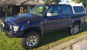 2000 Toyota Hilux SR5 Factory Turbo Diesel Dual Cab Ferndale Canning Area Preview