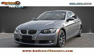 2007 BMW 328 xi COUPE|LEATHER SUNROOF|CLEAN CARPROOF