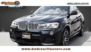 2015 BMW X4 xDrive35i M PKG,NAVIGATION, ALL AROUND CAM, ACCID...