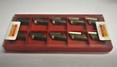 Sandvik Indexable Inserts Knux 160405f L12 H13a Indexable Inserts