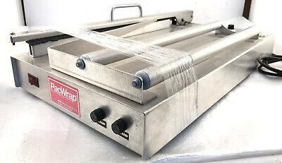 Atw Pacwrap Pw 16 Shrink Wrapping Machine 120v 5amp 60hz