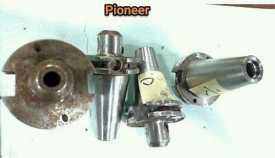 Cnc Cat 40 Tool Holders Several Brands Including Pioneer Briney Yg Ultradex