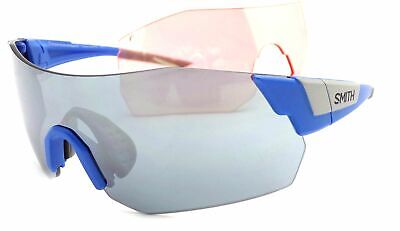 Smith Gafas de Sol Pivlock Arena Max + Cristales Intercambiables Azul Gris...