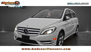 2014 Mercedes-Benz B-Class Sports Tourer NAVI|BACKUPCAM|BLIND...