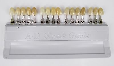 Dental Ivoclar Vivadent A-d Shade Guide 16 Shades Vita Classical