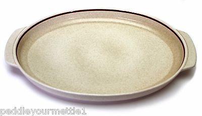- Lenox Temper-Ware Magic Garden Large Oval Roaster Serving Platter Tray 15