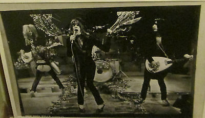 NEW YORK DOLLS POSTER LIVE NEW NEVER OPENED MID 2000'S VINTAGE HILLERSUM 1973