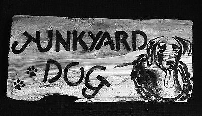 Junk Yard Dog Vintage Pickins