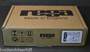 Rega Fono A2D Phonostage (Moving Magnet) with USB interface