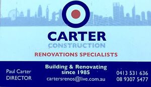 Building & Renovation Specialists Perth Perth City Area Preview