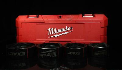 Milwaukee 49-16-2695 M18 Exact 2-12 To 4 Knockout Set