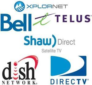 Shaw Direct Satellite Installer   Kijiji in Alberta  - Buy