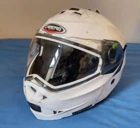 Caberg Duke XL size (61-62 cm) helmet 5 star SHARP safety rating flip-up helmet