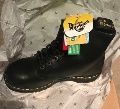 Dr Martens Air Wair Icon 7b10 SSF 7 Eye Safety Boot BNIB - Size UK5 / EU 38