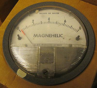 Dwyer 2003 Magnehelic Pressure Gage