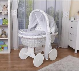 Moses basket (brand new)