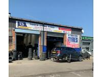 New & Used Tyre Shop - partworn tyres - car tires - van tires / part worn tire