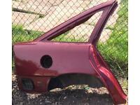 Vauxhall Cavalier Mk3 Hatchback Quarter Complete VGC RHS