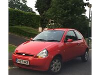 2007 FORD KA STYLE. TOP SPEC. FULL SERVICE AND MOT