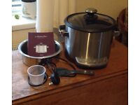 Sage risotto plus slow cooker for sale