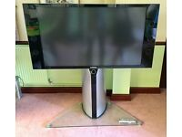 Samsung 50 inch tv with side stand SP50L7HX