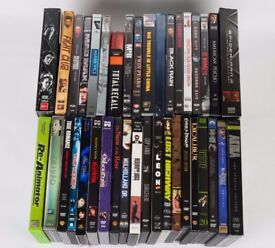 DVD Collection of 38 Multiregion Special and Collectors Editions