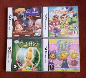 DS Games...... £5 each.