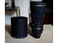 Nikon Nikkor AF-S 300MM F2.8 D ED Non-VR Telephoto Prime Lens