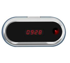 Brand new spy camera clock
